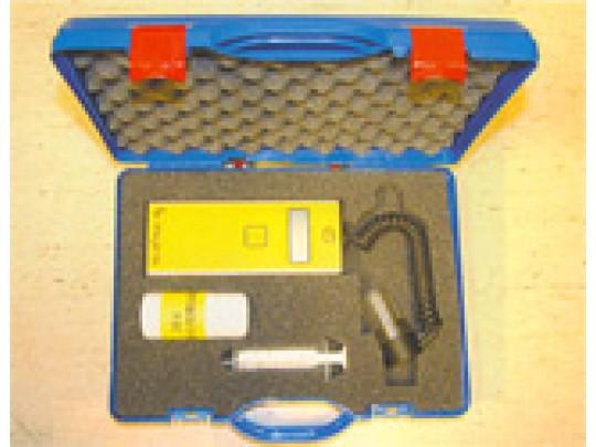 Ledetallsmeter Scangrow i koffert