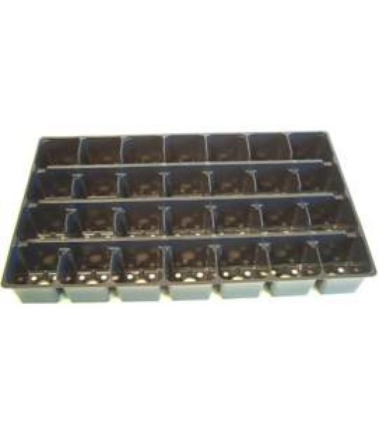 Plantebrett SB_TB 575-28, 50 stk
