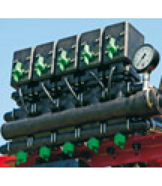 Elektrisk styrepanel til traktorsprøyte