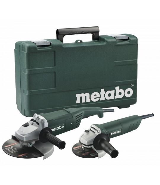 Metabo vinkelsliper Twin-pack