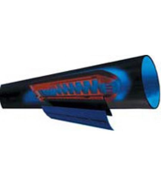 Dryppslange Uniram AS 16, 1,6 L/T, 0,5 m., 400m