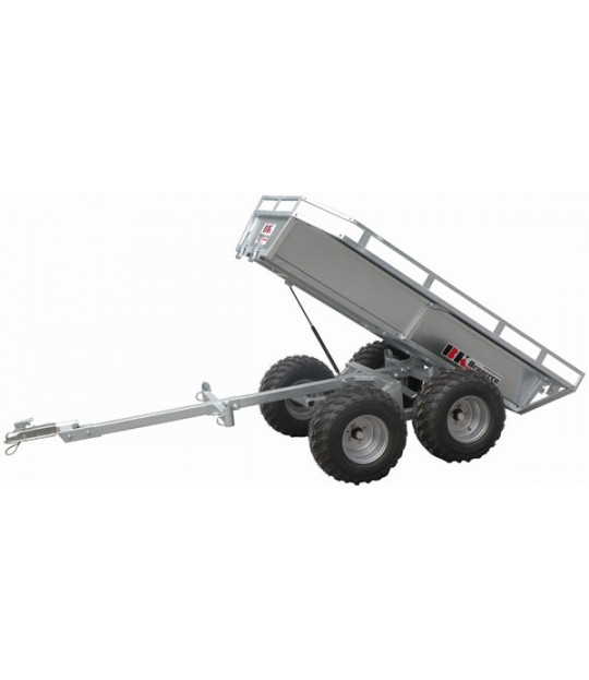 ATV-tilhengar KOMBI m/tipp