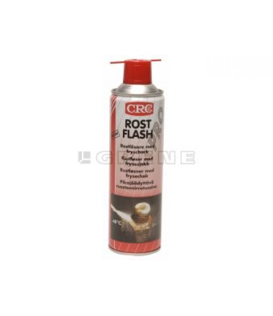 Rustløser Rust Flash CRC 500 ml spray