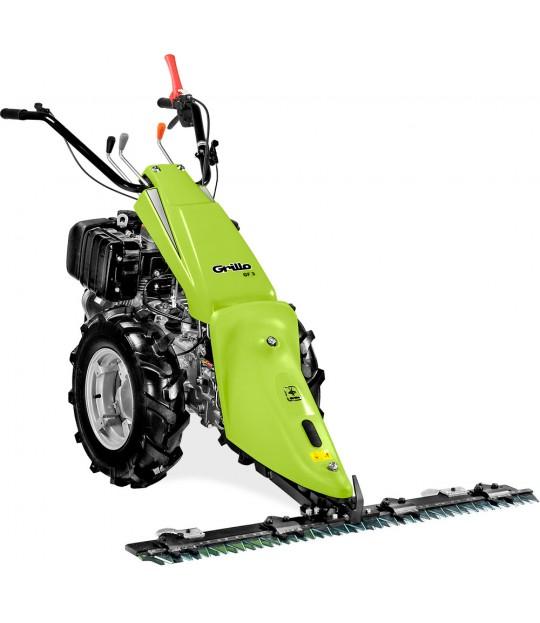 Grillo 2-hjulstraktor GF3 Elstart, basismaskin uten redskap