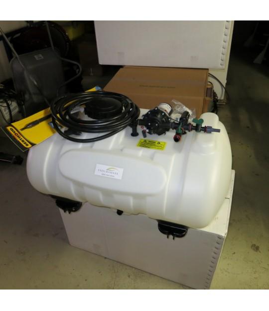 ATV sprøyte Flex 225 ltr. 12V, 11,6 l/m, komplett