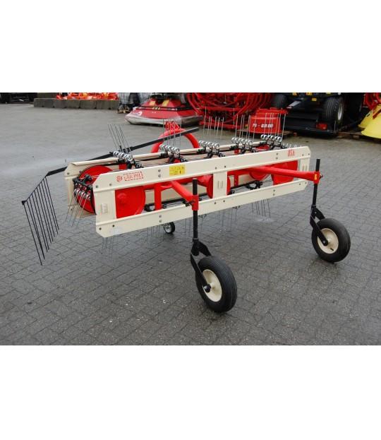 Sidevenderive Chief 220 cm, 4/80x8 hjul Kampanje