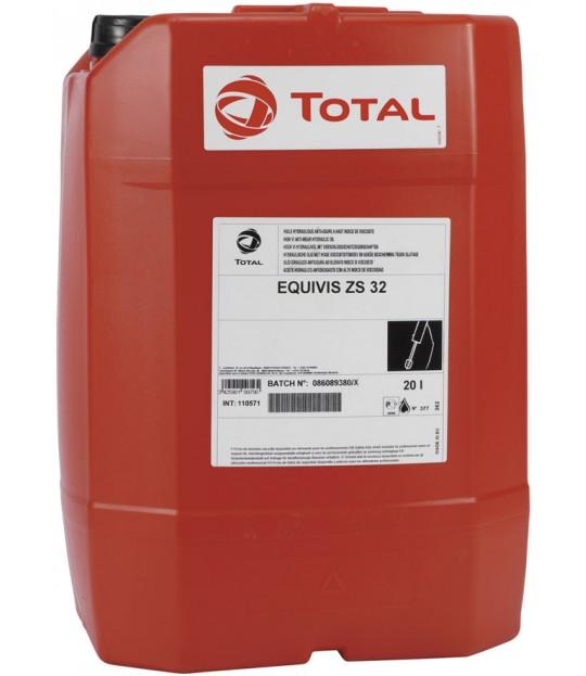 Hydraulikkolje Total, 20 ltr, Equivis ZS 46