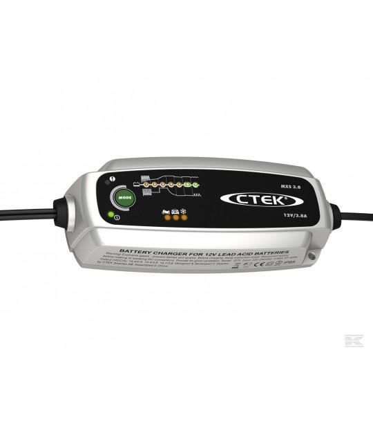 Batterilader CTek MXS 3.8 EU 12V