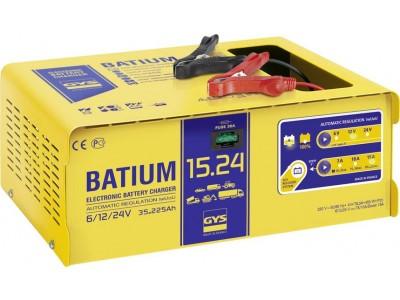 Batteriladere
