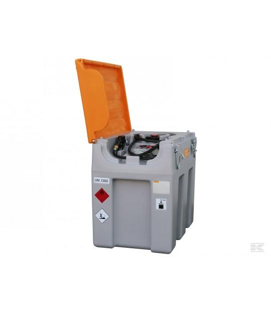Diesel CEMO mobiltank 600 liter, 40 l/min