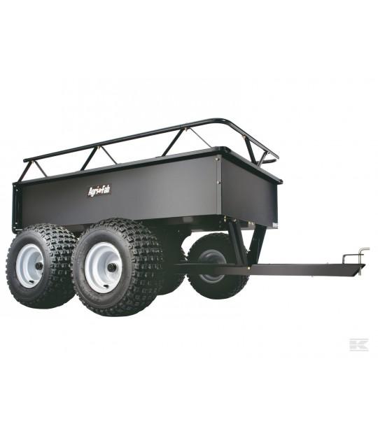ATV boggi tilhenger last 500 kg Agrifab