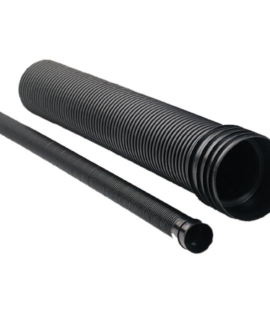 Drensrør 110 mm PP - DV Pipelife, 6 meter