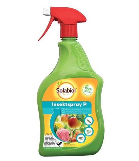 Insektsspray SOLABIOL 750 ml.