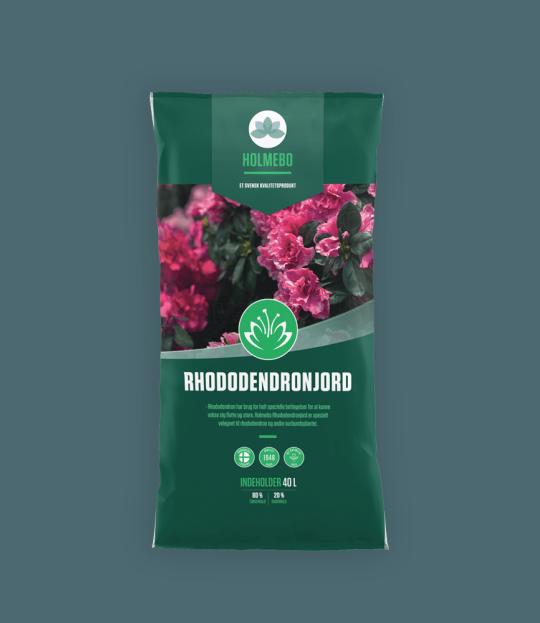 Rhododendronjord 40 liter