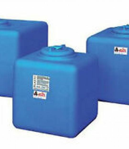 Tank doseringskar CB LDPE blå 100 liter