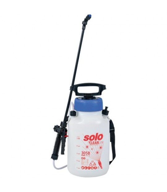 Lavtrykksprøyte Solo 305B, 5 liter, EPDM ph 7-14