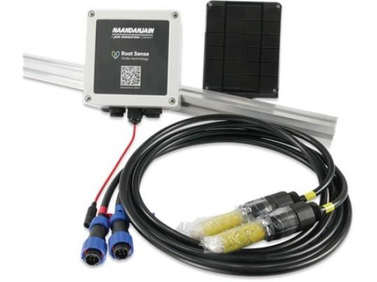 Tensiometer NaanDanJain 3G soldrevet Root Sense 2 sensorer