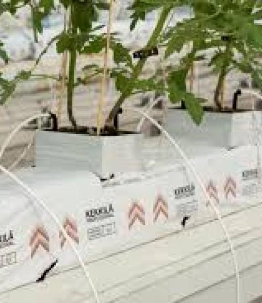 Plantepute for TABLE Top, Kekkila torv m/mose 90 cm