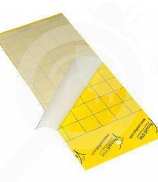 Limfelle Gul 10 x 25 cm 10-pakk