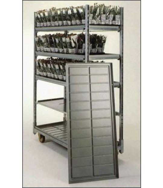 Undervanningsbrett for CC Container 126x55,5x5 cm