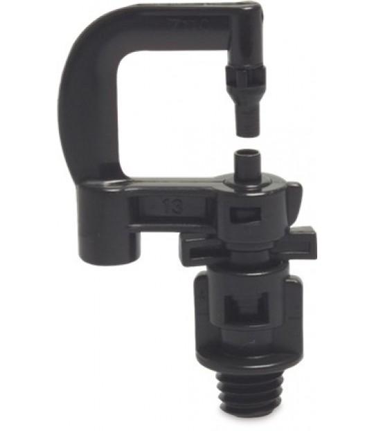 Tåkespreder NDJ 3/8WW 0,8mm 360 svart Hadar 7110
