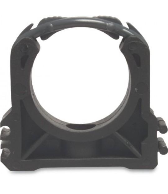 Rørklemme Mega PP m/bøyle 40mm