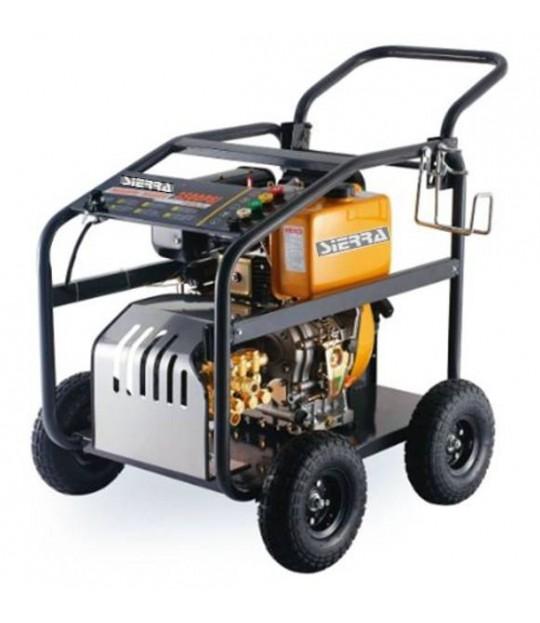 Høytrykksvasker Sierra Diesel 240 bar 20,7 l/min.