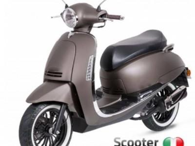 Moped og Scooter
