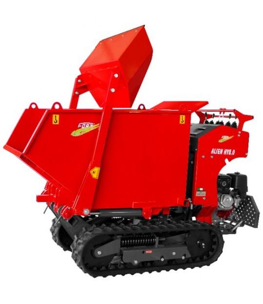 Minidumper Alien HY 8.0 800 kg Honda GX390 11,7 hk m/laster