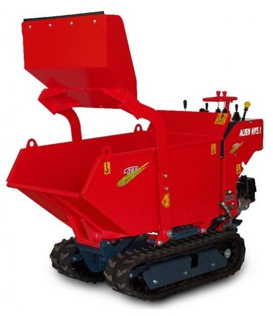 Minidumper Alien HY 6.5 650 kg Honda GX270 8,4 hk m/laster