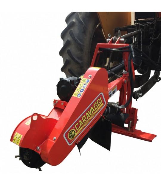 Stubbefreser Caravaggi Fresaceppi for traktor 25 HK