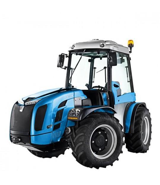 BCS Volcan DualSteer Traktor