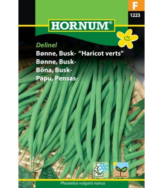 Frøpose Bønne busk, Delinel/Harricot Verts Prisgr. F