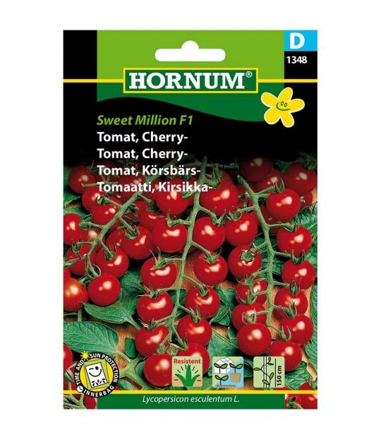 Frøpose Tomat Cherry Sweet Million F1 Prisgr. D