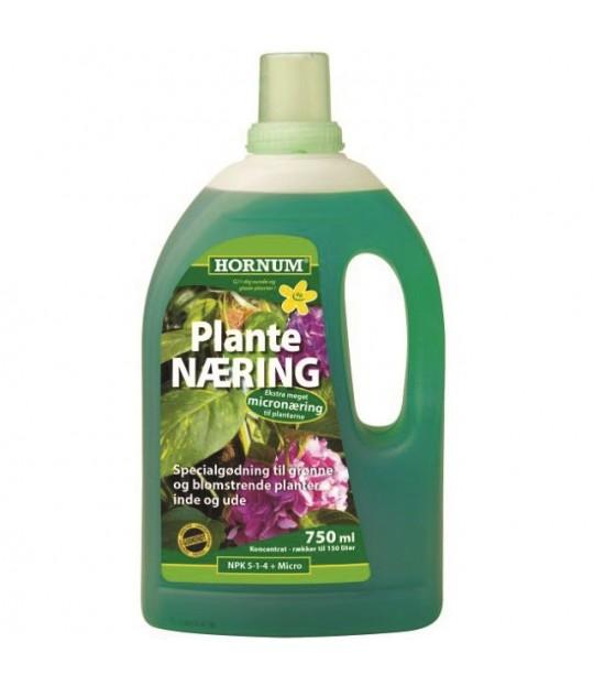 Plantenæring Hornum flytende 750 ml