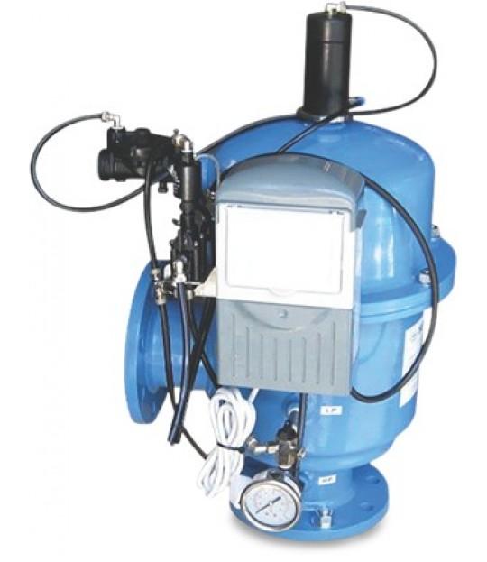 Filter Yamit Automatisk hydraulisk filter DN80 10 bar 6 VDC