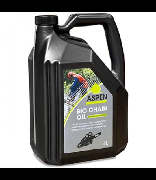 Aspen Sagkjedeolje 4 liter
