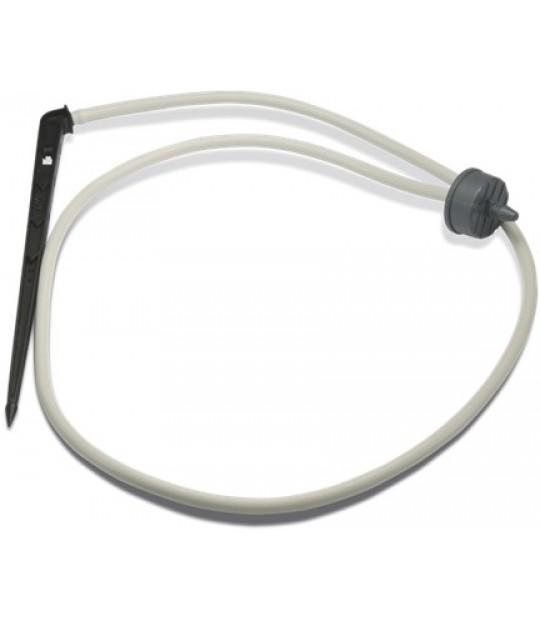 NDJ Dryppersett 4mm x 4/7 mm innstikk 2,0 l/t 60 cm PC CNL