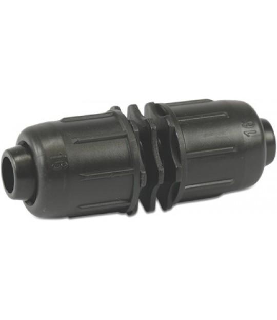 Skjøt Irritec PP 20mm 4 bar Quick Joint
