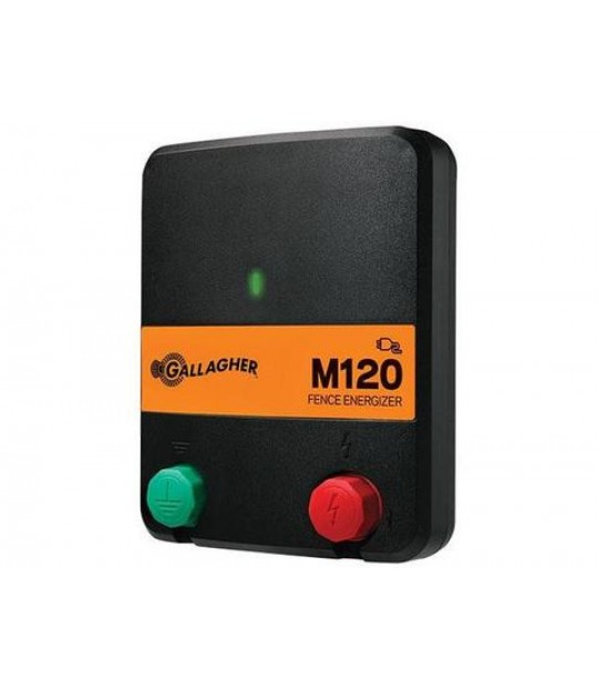 Gjerdeapparat Gallagher PowerPlus M120 230V