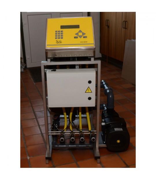 Gjødselstyring Scangrow SG-M30, 1 gjødsel 16 vent. u/pumpe