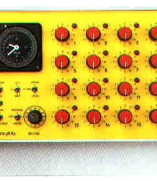 Styring Scangrow SG-V40 16 soner